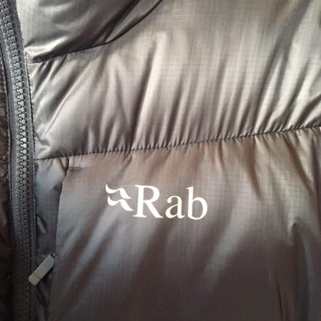 Rab: positron jacket