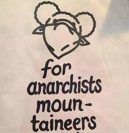 mountain research: 2019 for protesters / wrist band