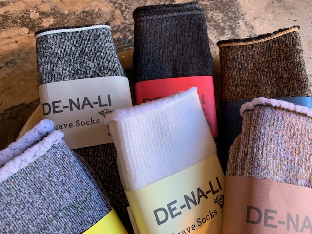 DE-NA-LI : SUAVE SOCKS new colors