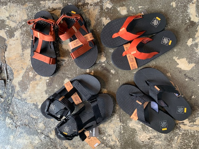 freewaters : sandal