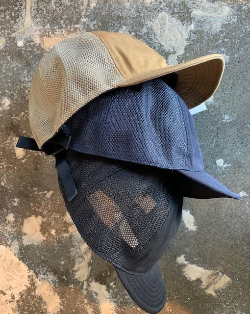 HIGHER: ripstop mesh cap
