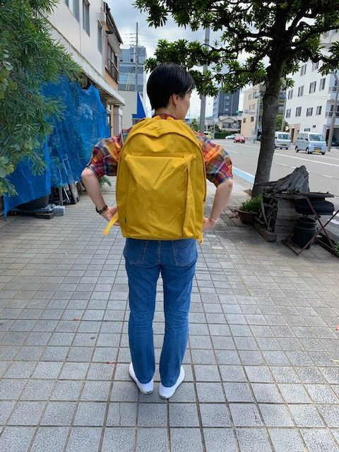 "LIXTICK : ""ALLDAY"" BACKPACK"