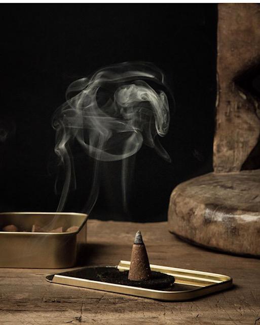 apotheke fragrance :new incense cone