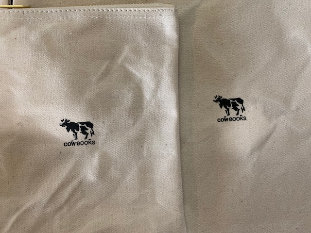 cowbooks 3packs ivory