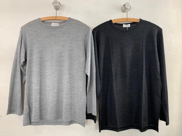 spinnerbait: merino wool longsleeve