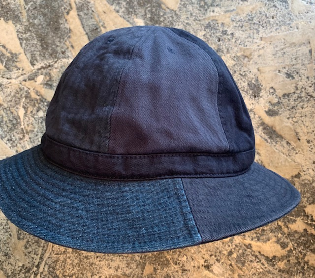 HIGHER:multi panel 6 hat