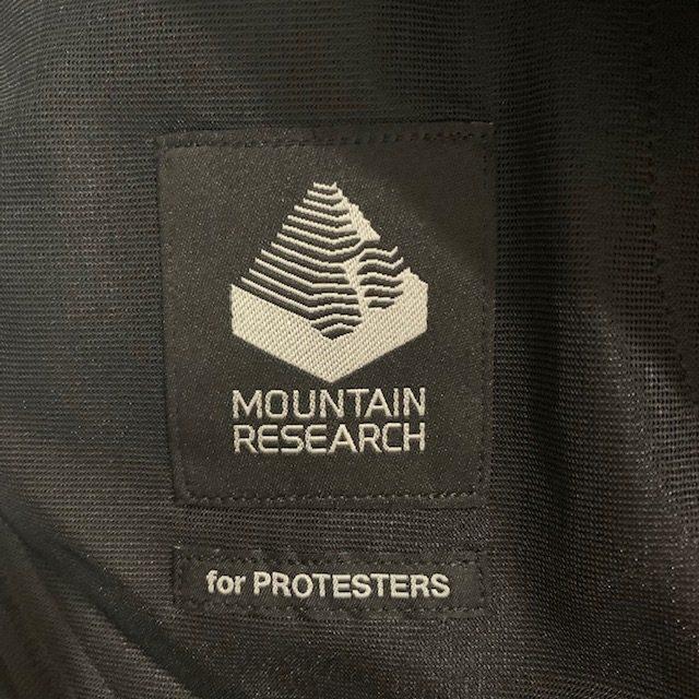 Jersey pants :mountain research