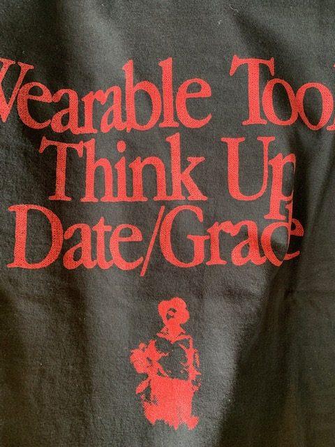 Think Up Date/Grade long sleeve tee:sassafras