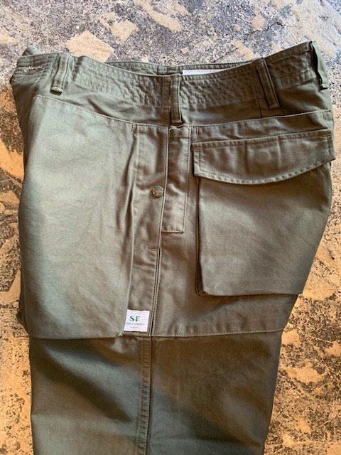sassafras:Digs Crew pants 4/5