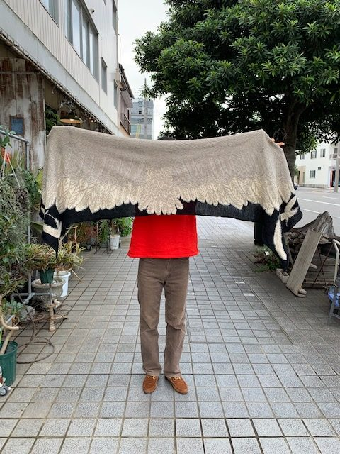 kapital:wool stole muffler