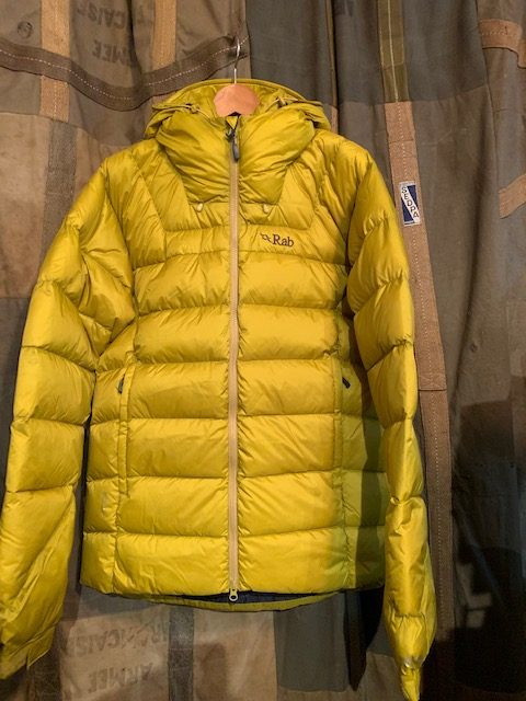 Rab: Axion Jacket