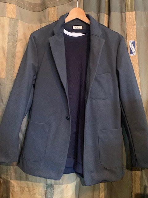 jersey jacket&trousers: jackman 20SS