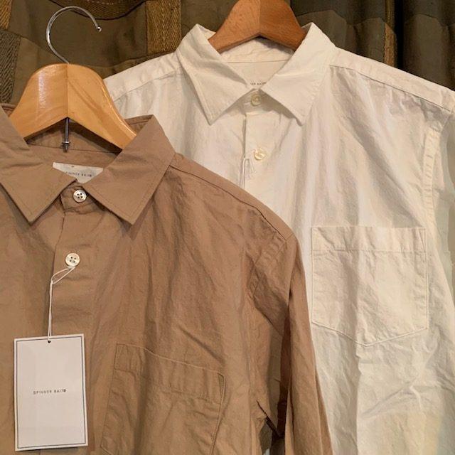 spinner bait: shirts