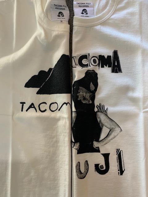 TACOMAFUJIRECORDS:2020 Tee-shirts 3/20発売