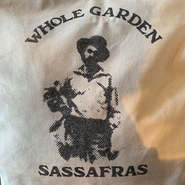 whole tool bag :sassafras