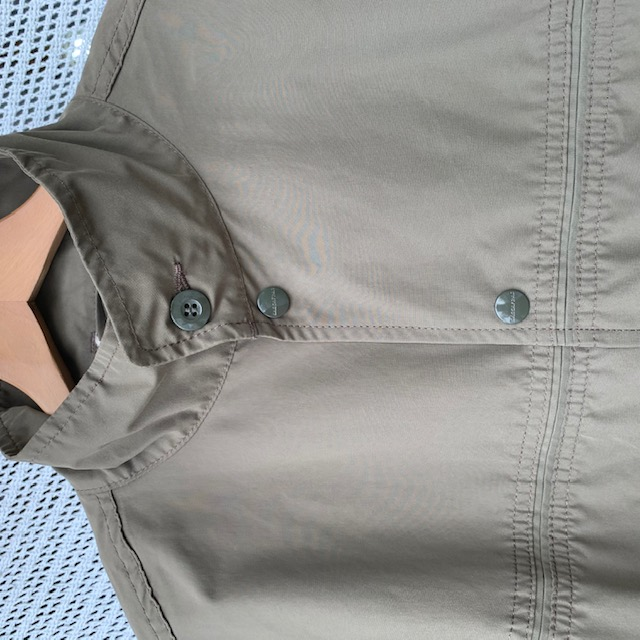 Gardener Cap Jacket: SASSAFRAS