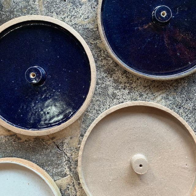 incense plate  :やのやの器