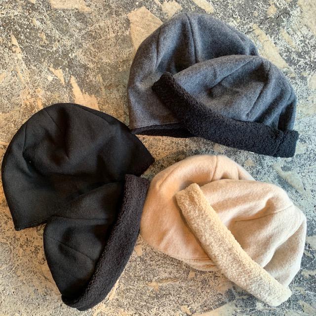 HIGHER: winter cap.beret.beanie