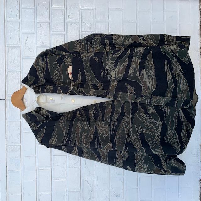 sassafras: tiger flannel green thumb shirts