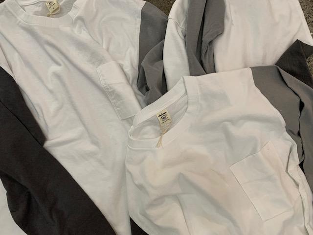 Jackman: longsleeve tee& dotsume rookie pants