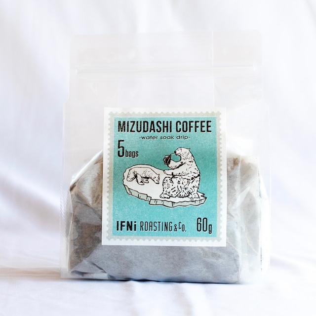 IFNi COFFEE : ETERNAL BLEND&MIZUDASHI COFFEE