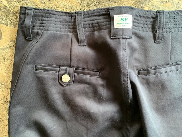 Sprayer pants : sassafras