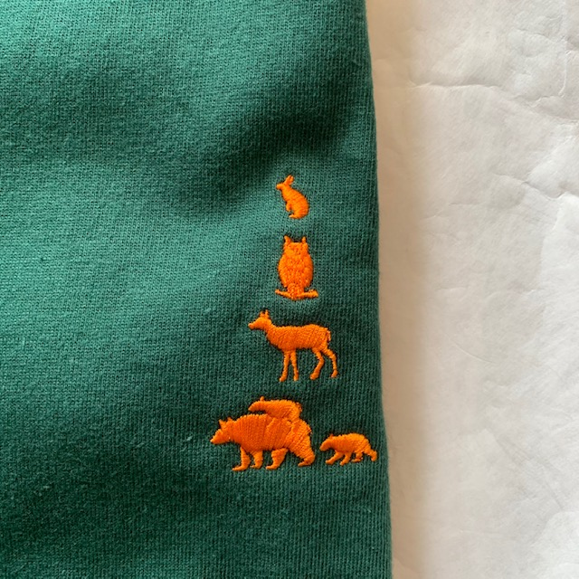 Animal Tee: mountain research