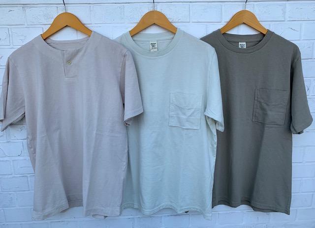 Jackman:basic tee new colors!!!