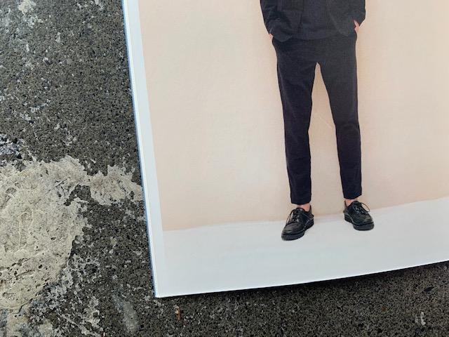 stretch trousers: jackman