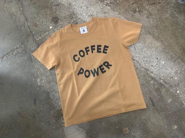 COFFEE POWER:coffee dye  tacoma fuji records 7/3 (sat)release