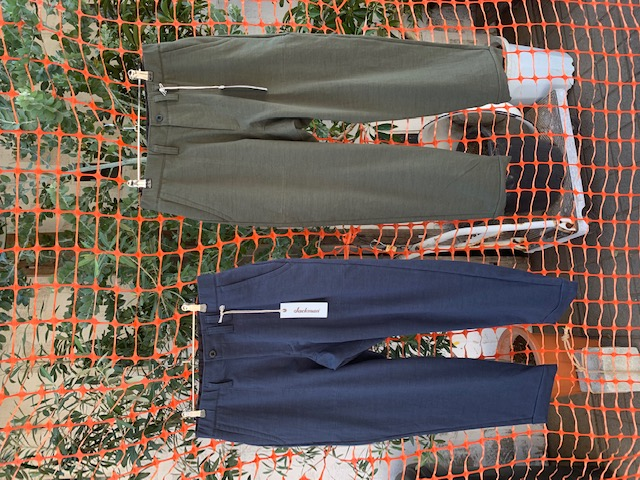 Stretch Ankle Trousers:jackman