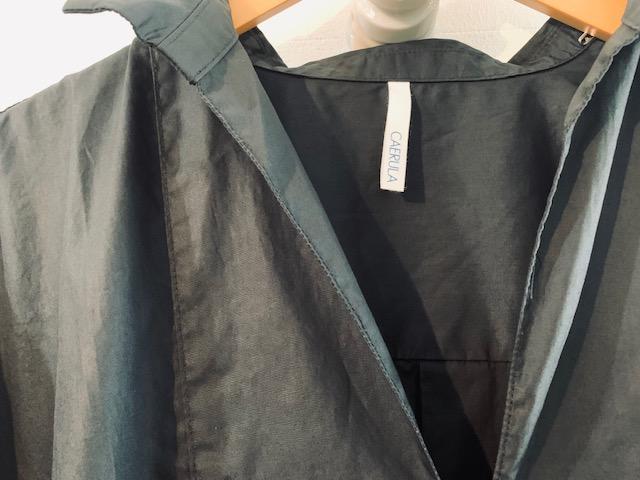 CAERULA: broad long shirts.OP