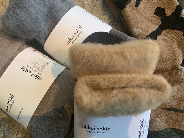 nukui sokid :blanket socks