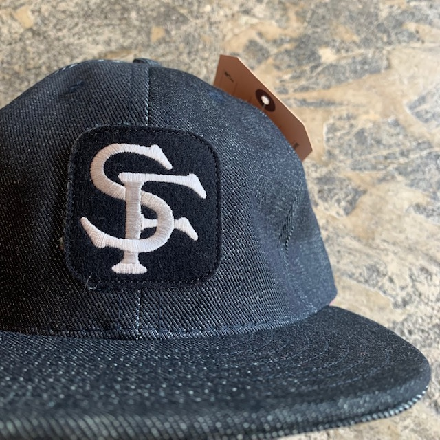 SASSAFRAS: SF Logo type Patch Cap