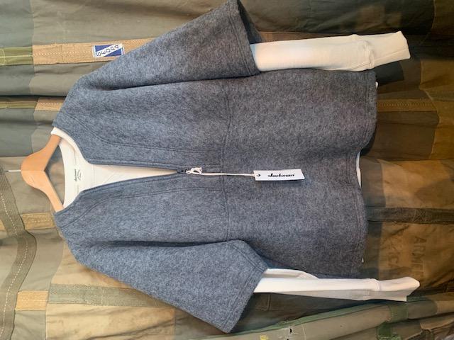 Wool Watch Shirt :jackman