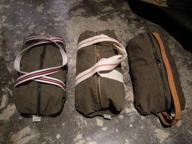 army zip RE!make tote