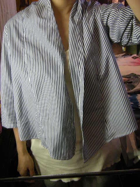 カシュクールシャツ by:original