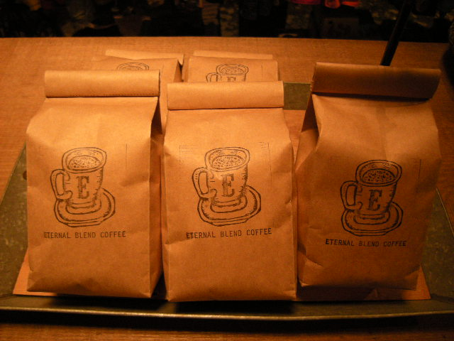 ETERNAL BLEND COFFEE