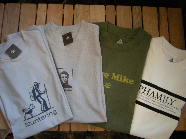 Mountain Research / spring collection start
