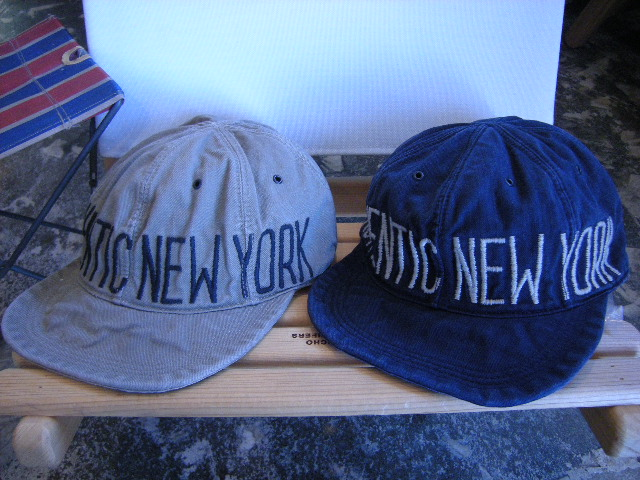 Authentic NewYork Baseball Cap