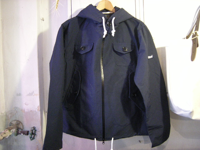 ALTUS : Hooded 60/40 jacket