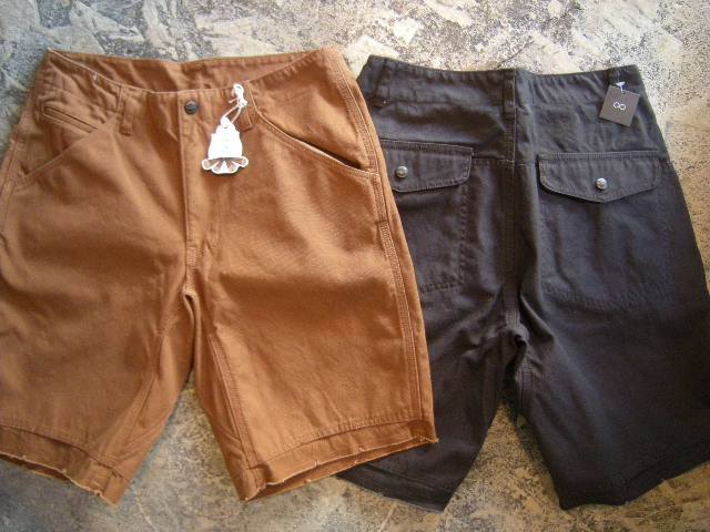 Logger pants(shorty)