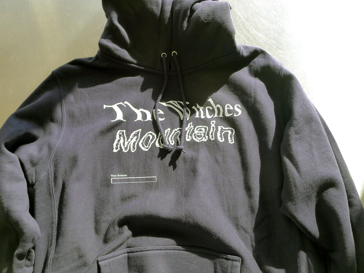 The witches mountain parka