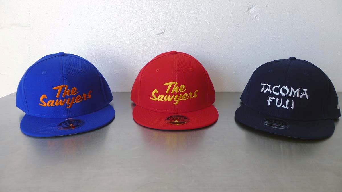 tacomafuji cap& the sawyers cap