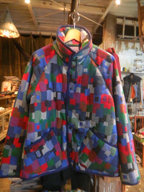 miraco:Hi contrast jacket