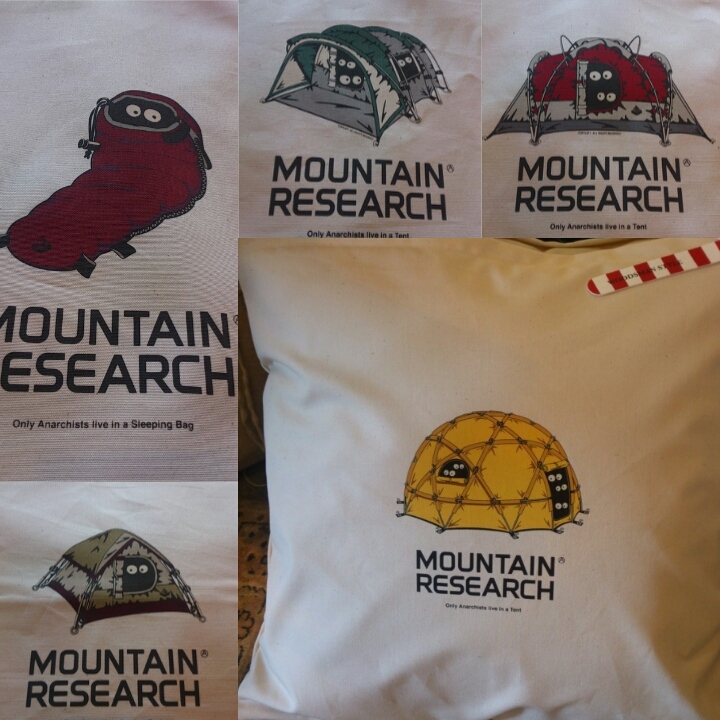 Cushion / mountain research