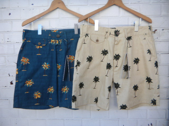 PALM TREE short pants