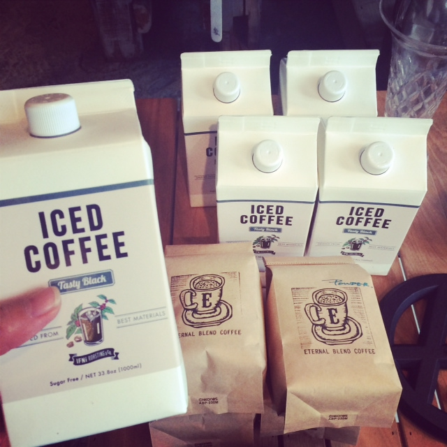 ETERNAL BLEND&IFNI ICE COFFEE PACK