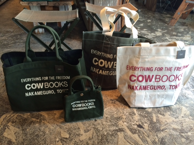 COWBOOKS TOTEBAG