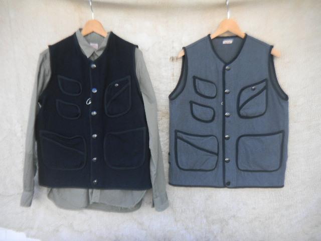 Tool beach vest:KAPITAL